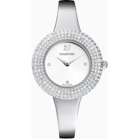 Crystal Rose Watch, Metal bracelet, Stainless steel