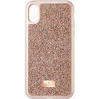 Glam Rock Smartphone Case, iPhone® X/XS, Pink Gold - Rock Gifts