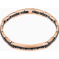 Guard Bracelet, Grey, Mixed metal finish - Bracelet Gifts