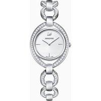 Stella Watch, Metal bracelet, White, Stainless steel - Stella Gifts