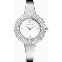 Crystal Rose Watch, Metal bracelet, Stainless steel