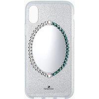 Swarovski Black Baroque Smartphone Schutzhülle, iPhone® X/XS, grau