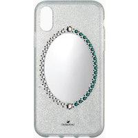 Swarovski Black Baroque Smartphone Schutzhülle, iPhone® XR, grau