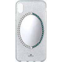 Swarovski Black Baroque Smartphone Schutzhülle, iPhone® XS Max, grau