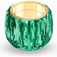 Swarovski Nirvana Ring, Green, Gold-tone PVD - Nirvana Gifts