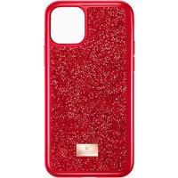 Swarovski Glam Rock Smartphone Schutzhülle, iPhone® 11 Pro, rot