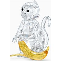 Swarovski Affe mit Banane