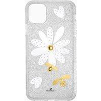 Swarovski Eternal Flower Smartphone Schutzhülle mit Stoßschutz, iPhone® 11 Pro Max, mehrfarbig hell