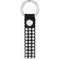 Swarovski Power Collection Key Ring, Black, Stainless steel - Key Ring Gifts