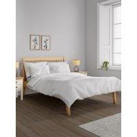 M&S Padstow Natural Bed - 5FT - Oak, Oak