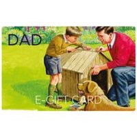 M&S Dad Retro DIY E-Gift Card - 10