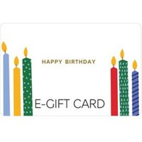 M&S Birthday Candles E-Gift Card - 500