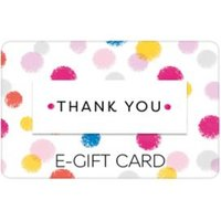 M&S Thank You Spotty E-Gift Card - 40