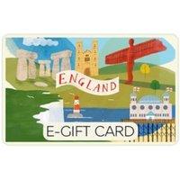 M&S England Landmarks E-Gift Card - 350