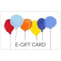 M&S Balloons E-Gift Card - 250