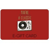 M&S You're A Classic E-Gift Card - 125