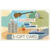 M&S Liverpool Landmarks E-Gift Card - 150