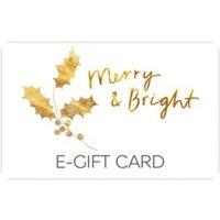 M&S Merry & Bright E-gift card - 300