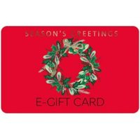 M&S Red Wreath E-gift card - 80