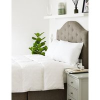 M&S Autograph Luxury Hungarian Goose Down 4.5 Tog Duvet - DBL - White, White