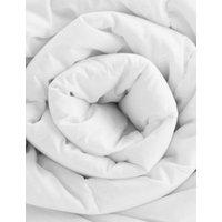 M&S Comfortably Cool 6 Tog Duvet - SGL - White, White