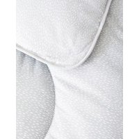 M&S 4.5 Tog Coverless Duvet & Pillowcase - DBL - Grey Mix, Grey Mix