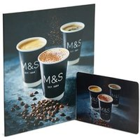 M&S Coffee Photographic Gift Card - 30