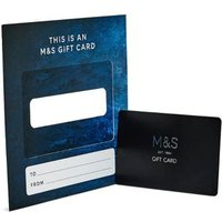 M&S Not Just Any Gift Card - 100