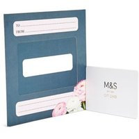M&S Just for You Floral Gift Card - 90