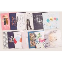 M&S Gold Pattern Gift Card - 70