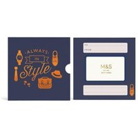 M&S Always In Style Gift Card - 200