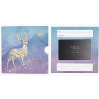 M&S Stag Gift Card - 90