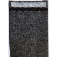 M&S Unisex Boys Girls 3 Pack of Ultimate Comfort Socks - 8+-12 - Grey, Grey