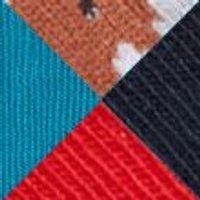 M&S Unisex Boys Girls 5pk Cotton Christmas Socks - 8+-12 - Multi, Multi