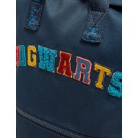 M&S Unisex Boys Girls Kids' Harry Potter Water Repellent School Backpack - 1SIZE - Navy, Navy