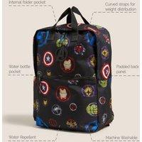 M&S Boys Kids' Avengerstm Water Repellent Backpack - Multi, Multi