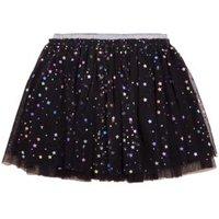 M&S Girls Star Tutu Skirt (2-7 Yrs) - 3-4 Y - Black, Black
