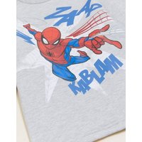 M&S Boys Spider-Mantm Pyjamas (2-8 Yrs) - 2-3 Y - Multi, Multi