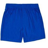 M&S Unisex Boys Girls Unisex Sports Shorts (2-16 Yrs) - 14-15 - Royal Blue, Royal Blue,Red,Bottle Gr