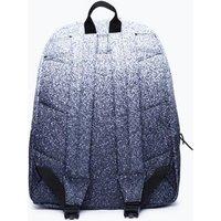 M&S Hype Unisex Kids' Speckled Print Backpack (5+ Yrs) - 1SIZE - Black/White, Black/White