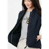 M&S Joules Womens Quilted Gilet - 8 - Navy, Navy