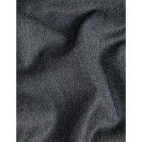 MandS Jaeger Mens Tailored Fit Italian Wool Jacket - 36SHT - Dark Grey, Dark Grey