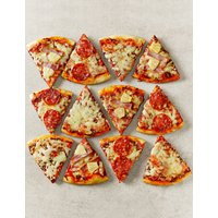 Pizza Slice Selection (12 Pieces)