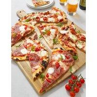 Wood Fired Mozzarella Di Bufula & Salami Diavola Pizzas (2 Pizzas)
