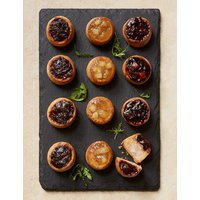 Mini Chutney Topped Pork Pie Selection (12 Pieces) - Last Day to Collect 6th September