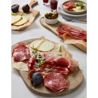 Traditional Italian Smoked Meats & Cheese Platter (Serves 6)