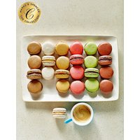 The Collection Chocolate Macaroon Assortment (24 Pieces)