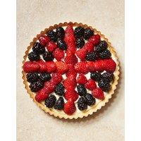 Union Jack Berry Tart (Serves 8)