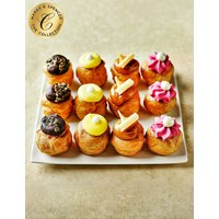 Afternoon Tea Profiteroles Selection (12 Pieces)