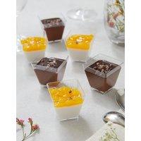 Vegan Mini Dessert Pots - 6 Pieces